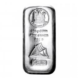 500 g Silber Fiji Münzbarren (Argor Heraeus)