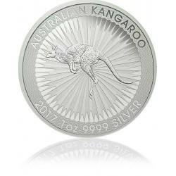 1 Unze Silber Känguru Nugget 2020