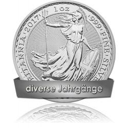 1 Unze Silber Britannia