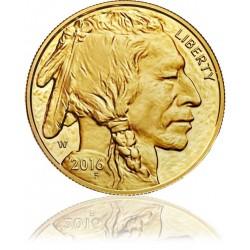 1 Unze Gold American Buffalo 2017