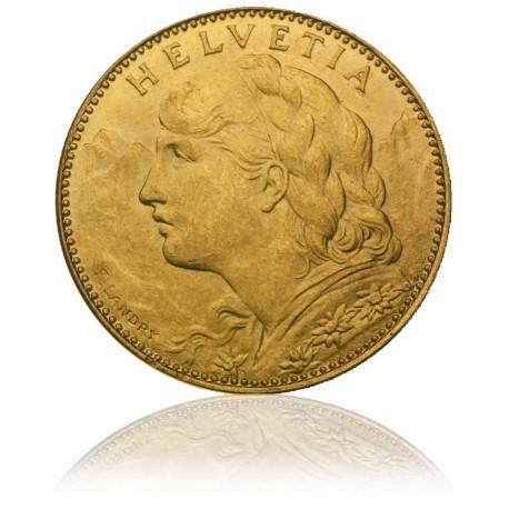 Vreneli Gold 10 Franken